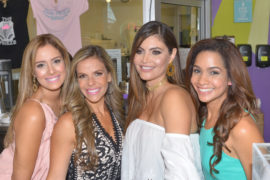 "Adriana Martin ""celebrity scooper"" to benefit Dress for Success Miami"