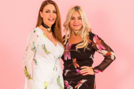 Designer Viviana Gabeiras launches new line with Miss Universe Barbara Palacios