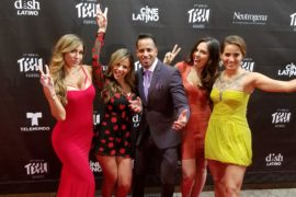#TheATeam Shines at Tecla Awards